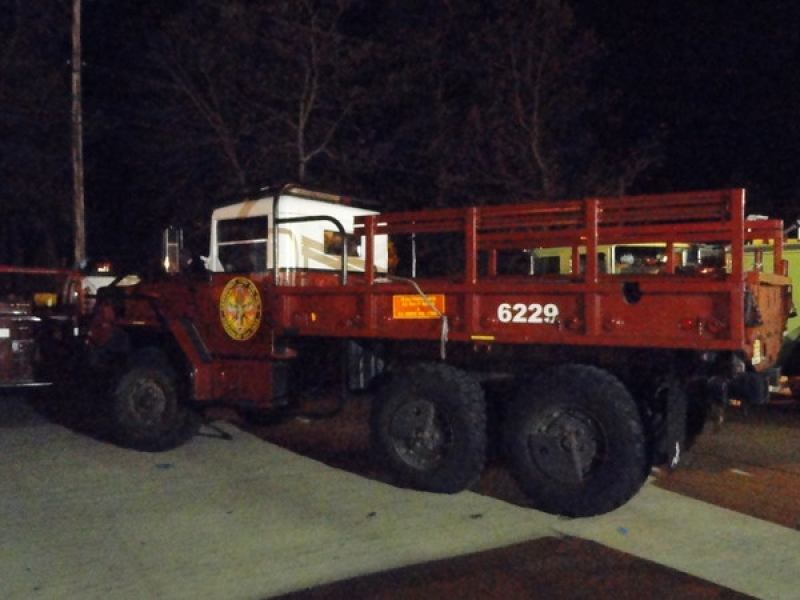 Station 62 Lakehurst Assists in Sandy Rescues